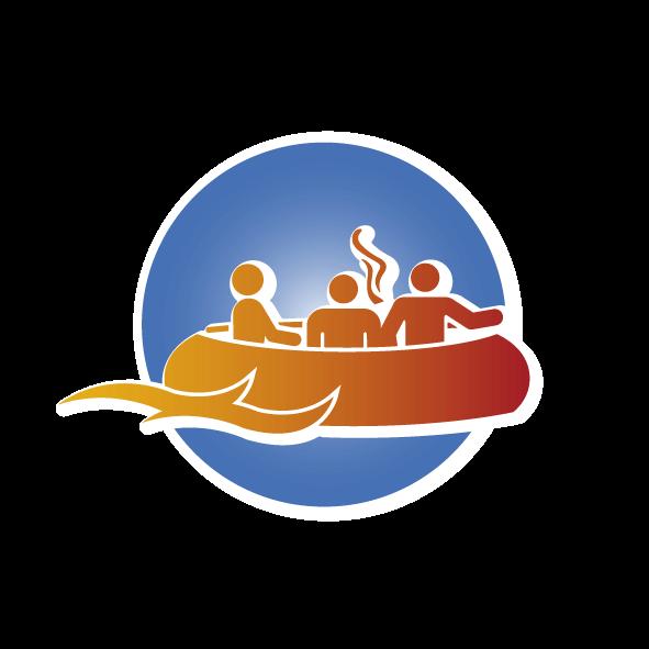 Donut fahren bei Wassersport X-treme in der Eckernförder Bucht an der Ostsee