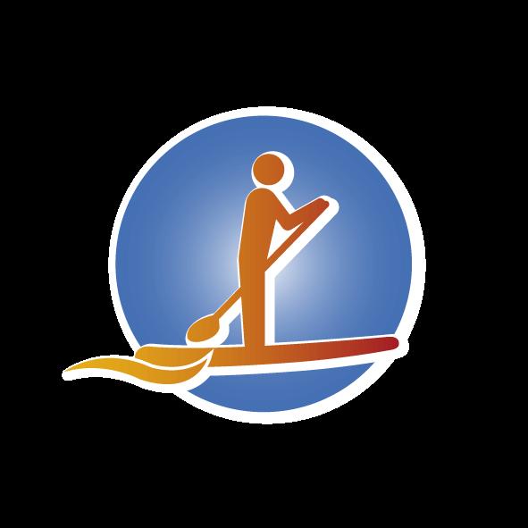 Stand up Paddling bei Wassersport X-treme in der Eckernförder Bucht an der Ostsee