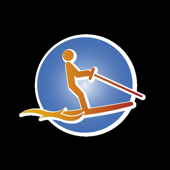 Wasserski bei Wassersport X-treme in der Eckernförder Bucht an der Ostsee
